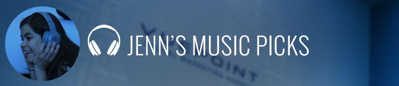Jen's Music Picks